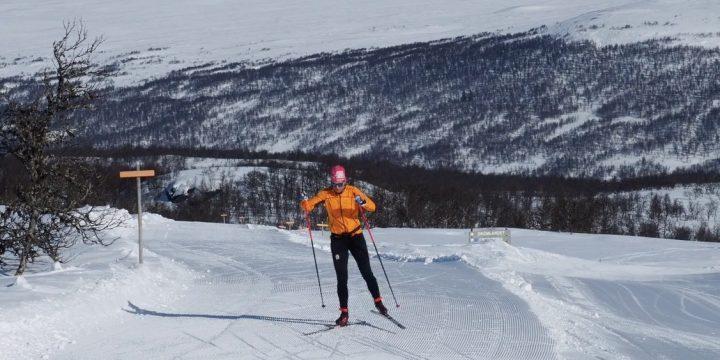 Ida Ingemarsdotter om Fjälltopphelgen 2018