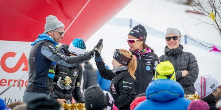 Fjälltopploppet 12-15 april 2018