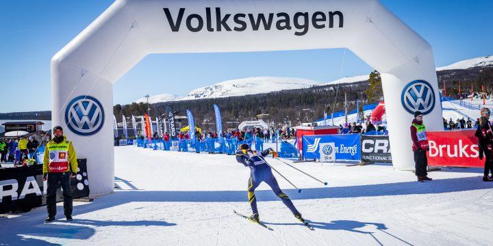 Fjälltopp 2020 blir en femdagars härlig skidfestival!
