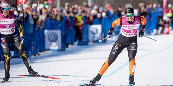 INOFFICIELLT VÄRLDSREKORD 100 m Supersprint Maja Dahlqvist 12.20 sek